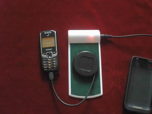 iphone手机无线充电器